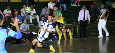 Independiente Indersantander recibirá esta noche a Bolívar Sí Avanza por la séptima fecha de la IX Copa Profesional de Microfútbol en el coliseo Edmundo Luna Santos.