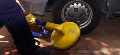 Tránsito de Bucaramanga declaró desierta la licitación de los cepos