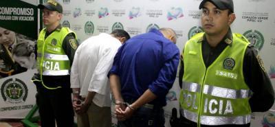 Los estafadores residen en Bogotá y llegaron a Bucaramanga a cometer el delito.