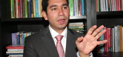 Luis Gustavo Moreno será trasladado al pabellón de extraditables de la cárcel La Picota de Bogotá, ya que es requerido por la Corte Federal para el Distrito Sur de la Florida en Miami.