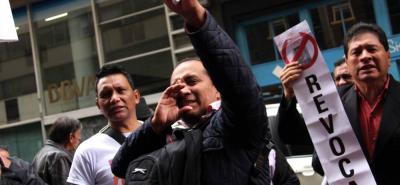Ninguno de los cinco procesos revocatorios que se han adelantado este año en el país ha logrado pasar el umbral mínimo exigido por las autoridades.