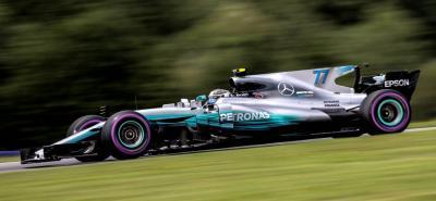 Valtteri Bottas ganó la 'pole position' en el Gran Premio de Austria de F1