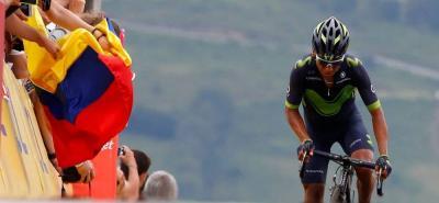 Nairo Quintana revive en el Tour de Francia