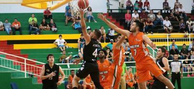 Santander sumó un nuevo título en baloncesto al derrotar ayer a su similar de Meta en la final del Nacional sub 20 disputado en Bucaramanga por 77-71, teniendo como gran figura a su armador Hansel Giovanni Atencia Suárez (4), quien fue declarado como el mejor jugador del torneo.