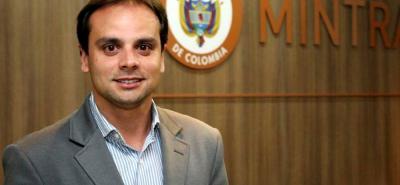 Alfredo Varela De la Rosa, director ejecutivo de Cormagdalena.