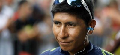 """""""Sin el Giro hubiera estado al ciento por ciento"""" en el Tour: Nairo Quintana"""