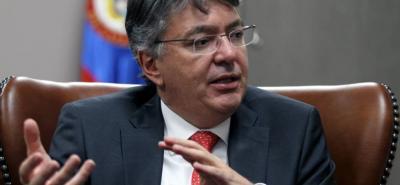 El ministro de Hacienda, Mauricio Cárdenas, dijo que se beneficiarán programas sociales.