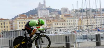 El colombiano Urán se quedó con el subcampeonato del Tour de Francia.