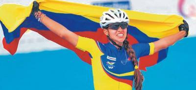Fabriana Arias fue la gran figura de Colombia ayer en los World Games que se disputan en Polonia, al darle al país dos nuevas medallas, una de oro y una de plata, ratificando de paso, al patinaje como la disciplina que más preseas le ha dado a la nación en estas justas.