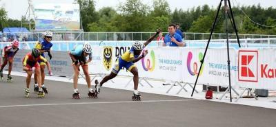Los World Games se llevan a cabo en Breslavia, Polonia.