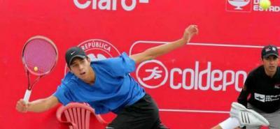 Daniel Galán consiguió el tercer título de su carrera.