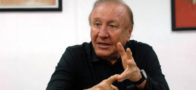 El alcalde de Bucaramanga, Rodolfo Hernández, y el senador Liberal, Horacio Serpa, se trenzaron en una fuerte discusión pública en la que imperó las acusaciones mutuas.