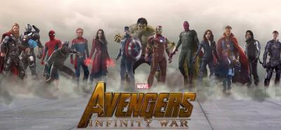 Infinity War se estrenará el 4 de mayo del 2018, en Estados Unidos.