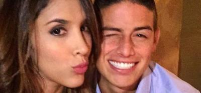 Daniela Ospina confirmó que se separó de James Rodríguez
