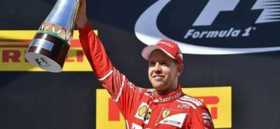El alemán logró el triunfo 46 de su carrera y aumentó en 14 puntos su ventaja en el campeonato.