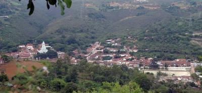 Los Santos es un municipio ubicado a una hora de la capital santandereana, y es considerado sitio de descanso y turismo en el área.