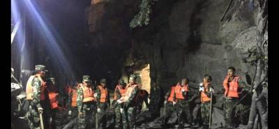 19 muertos y 280 heridos por dos terremotos en China