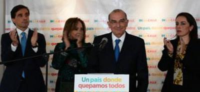 Aún sin definir si aspirará por el partido Liberal o por firmas, Humberto de la Calle anunció que será candidato a la Presidencia en las elecciones que se celebrarán en el 2018.