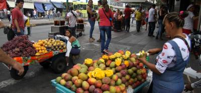 En el último año, la informalidad aumentó en Bucaramanga