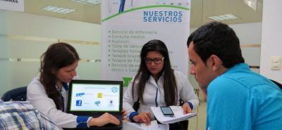En la microrrueda participaron 11 empresas en Bucaramanga y el área metropolitana.