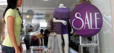 Según el estudio, durante el primer semestre del año el 88% de los comerciantes manifestó una disminución en las ventas.
