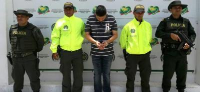 Capturado narcotraficante en Cúcuta que tenía vínculo con la Policía.