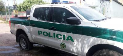 Un Policía fue asesinado en el ataque a un avión de valores