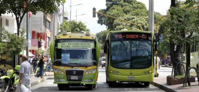 Tanto el AMB como los transportadores confirmaron que las dos rutas integradas que vienen operando desde hace un mes (La Ladrillera - Provenza y Bosconia - Centro) seguirán operando.