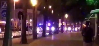 Tras nuevo ataque cerca a Barcelona, cuatro presuntos terroristas fueron dados de baja