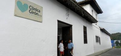 La Clínica de Girón se encargará de atender las urgencias que se puedan presentar en los eventos de la Feria Social de la localidad.