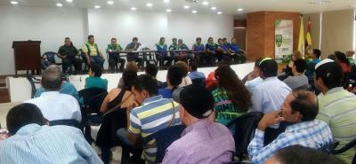 La última asamblea general de Asojuntas se llevó a cabo el pasado 13 de agosto.