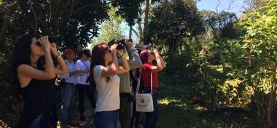 El propósito central de estos recorridos es posicionar el área metropolitana de Bucaramanga y el departamento como destino turístico en el avistamiento de aves.