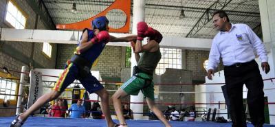 El boxeo tiene a sus nuevos campeones en Bucaramanga
