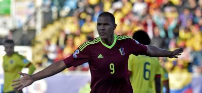 Venezuela anunció la lista de convocados para enfrentar a Colombia