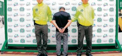 Pese a la investigación y al material probatorio recopilado un juez dejó libre a alias 'Padilla'.