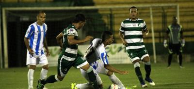 Real Santander no pudo derrotar a Valledupar en Floridablanca y terminó empatando sin goles. El próximo fin de semana visitará a Universitario de Popayán.