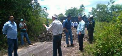 Las autoridades declararon la calamidad pública para recibir apoyo y proveer del servicio de gas.