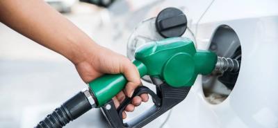 El precio de referencia se ubicará en $8.568 pesos por galón y el del ACPM en $7.886 pesos por galón.