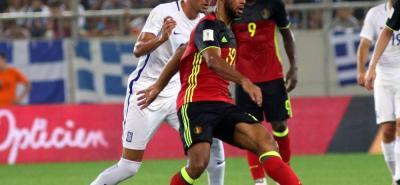 Bélgica, que derrotó ayer en Atenas por 1-2 a Grecia, se aseguró la clasificación directa para el Mundial de Rusia 2018 y se convierte en el sexto conjunto que tiene garantizada su plaza para la cita orbital.