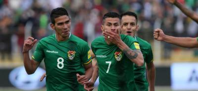 Bolivia venció 1-0 a Chile y le complica su clasificación al Mundial