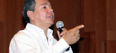 Fredy Anaya llegó al Congreso en reemplazo de Ricardo Flórez, quien renunció a su curul en el 2015 para acompañar la campaña de Holger Díaz a la Gobernación.