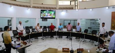 Este lunes, el Conejo debatirá si aprueba o no el proyecto de Acuerdo de la administración municipal que propende la protección de las cuencas hídricas de Bucaramanga.
