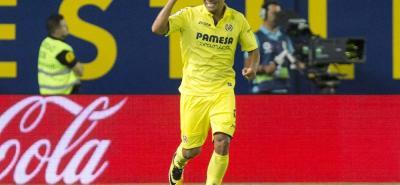 El delantero colombiano Carlos Bacca anotó su primer gol con la camiseta del Villarreal, en el partido que su equipo le ganó 3-1 al Betis, en la tercera fecha de la Liga española, certamen que por el momento es dominado por Barcelona y Real Sociedad.