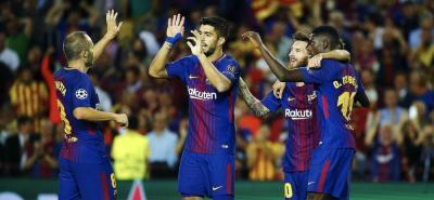 El Barcelona no contempla la idea de dejar de jugar la Liga española