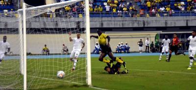 Alianza Petrolera cayó ayer 2-1 en calidad de local ante Envigado, en juego de la fecha 12 de la Liga Águila.
