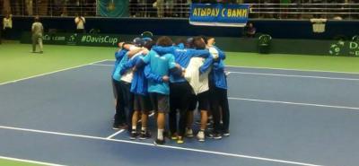Argentina, Rusia y la República Checa descienden del Grupo Mundial de Tenis