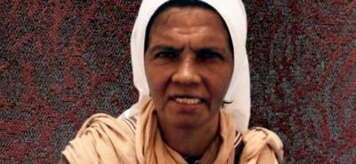 Gaula dice que la monja colombiana secuestrada en Malí está viva pero delicada