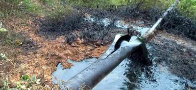 Dinamitan este lunes un tramo del oleoducto Caño Limón - Coveñas