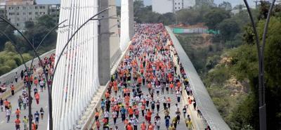 El ¼ de Maratón Ciudad de Bucaramanga 2017 da hoy su primer paso para disputar una nueva versión.