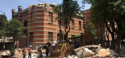 Sismo de magnitud 6,4 sacude nuevamente a México